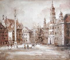 impresja Warszawy